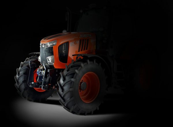 The dealer 3M AGRI presents the new Kubota M7171 Premium KVT