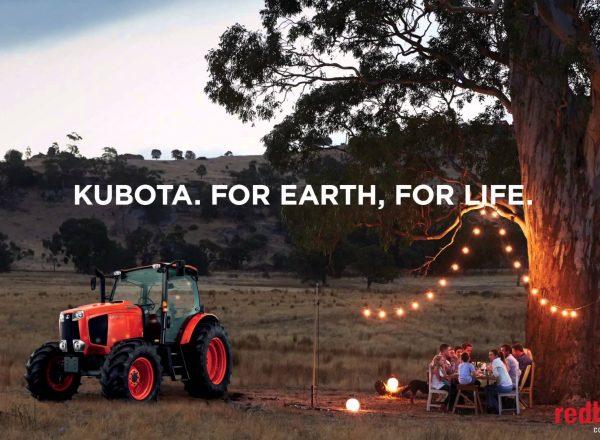 Kubota celebrate Earth and Life