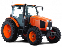 Tracteurs agricoles M135GX-II - KUBOTA