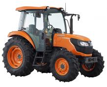 Tracteurs agricoles M6060 DTHQ - KUBOTA