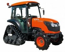 Specialised tractors M8540 Power Crawler - KUBOTA