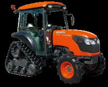 Tractors M8540 DTN Power Crawler - KUBOTA
