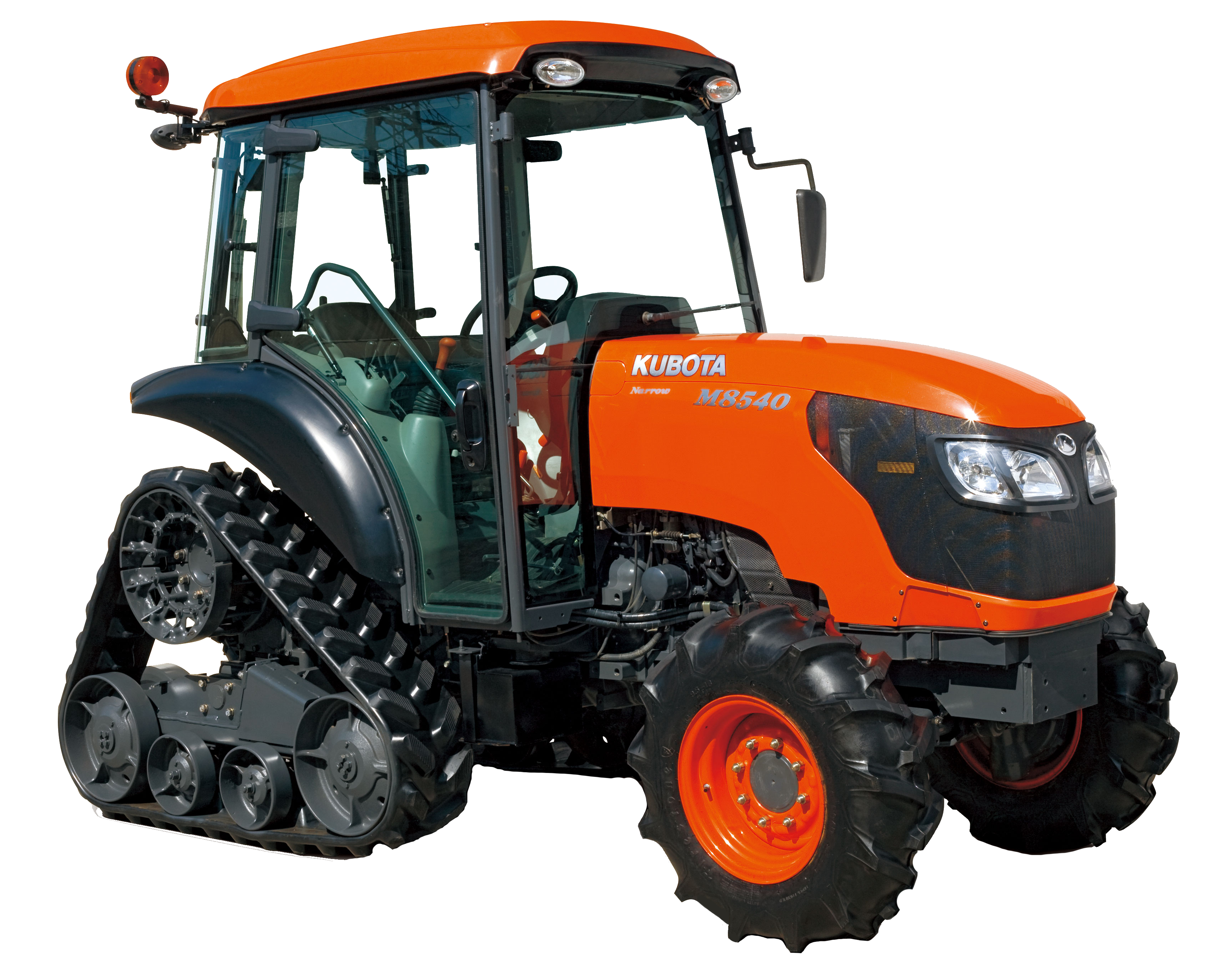 Kubota Lift Cover : Specialised tractors kubota m power crawler