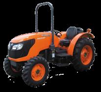 Tractors M6040 DTN - KUBOTA