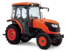 Tractors M7040 DTNQ - KUBOTA
