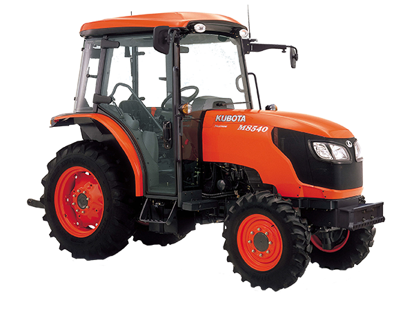 Specialised tractors M8540 DTN/DTNQ - KUBOTA