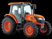 Tractors M8560 DTHQ - KUBOTA