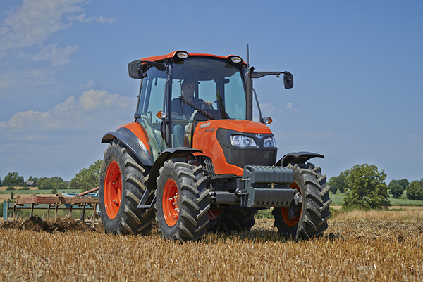 Agricultural tractors M7060 DTH/DTHQ - KUBOTA