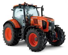 Tractors M7131 - KUBOTA