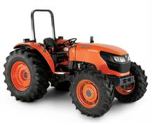 Tractors M9960 DTH - KUBOTA