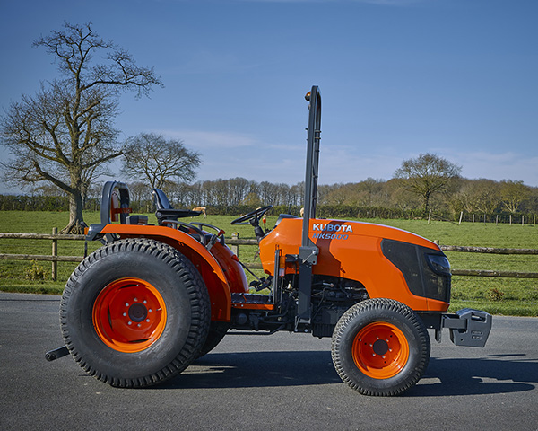 Agricultural tractors MK5000 DR/DW - KUBOTA
