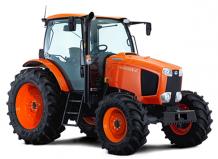 Tracteurs agricoles M128GX-II - KUBOTA