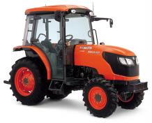 Spezialisierte traktoren M6040DTN/DTNQ - KUBOTA