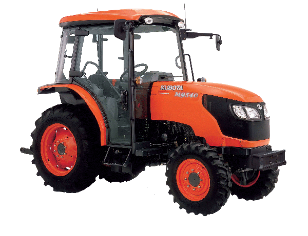 Old models M9540 DTNQ - KUBOTA
