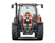 Agricultural tractors MGX III - KUBOTA