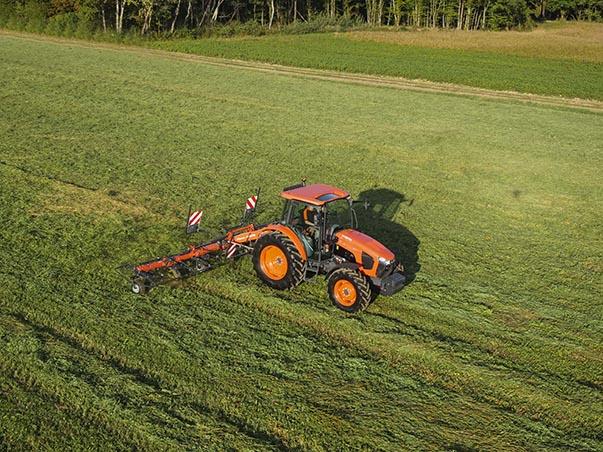 Trattori agricoli M5001 - KUBOTA