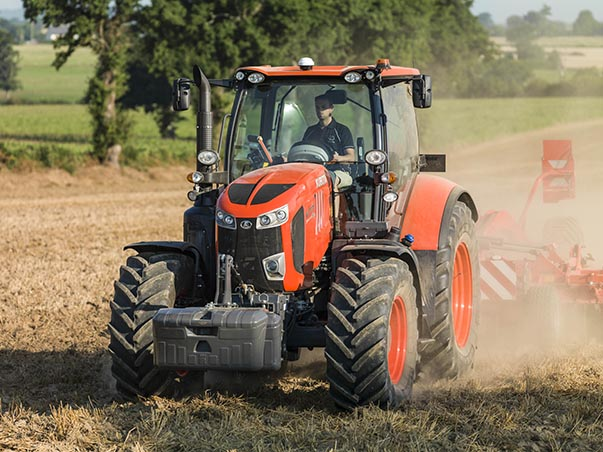 Agricultural tractors M7001 - KUBOTA