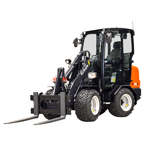 Manutention RT210 - KUBOTA
