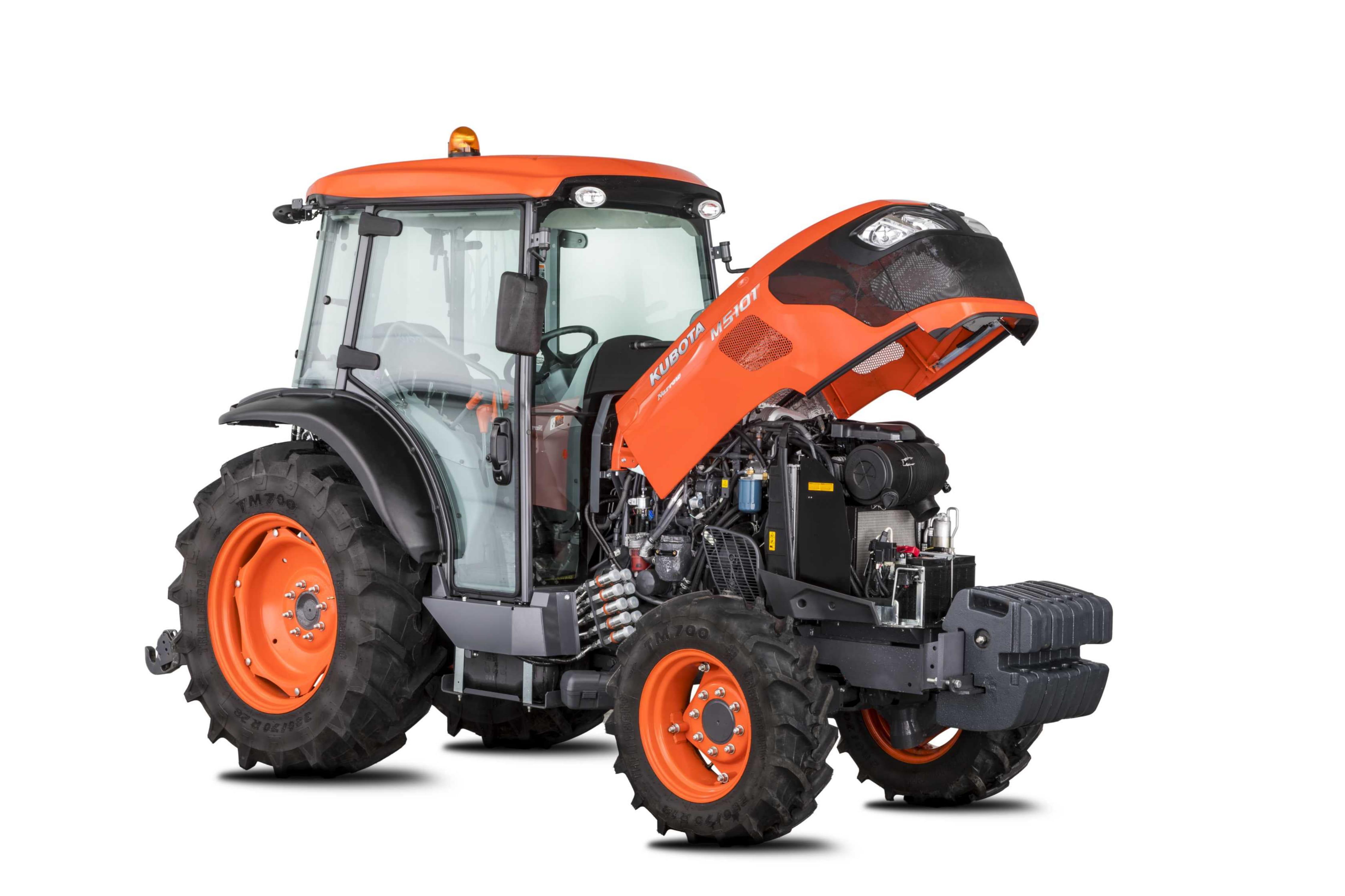 Tracteurs spécialisés Kubota M5001 Narrow - Kubota Europe SAS