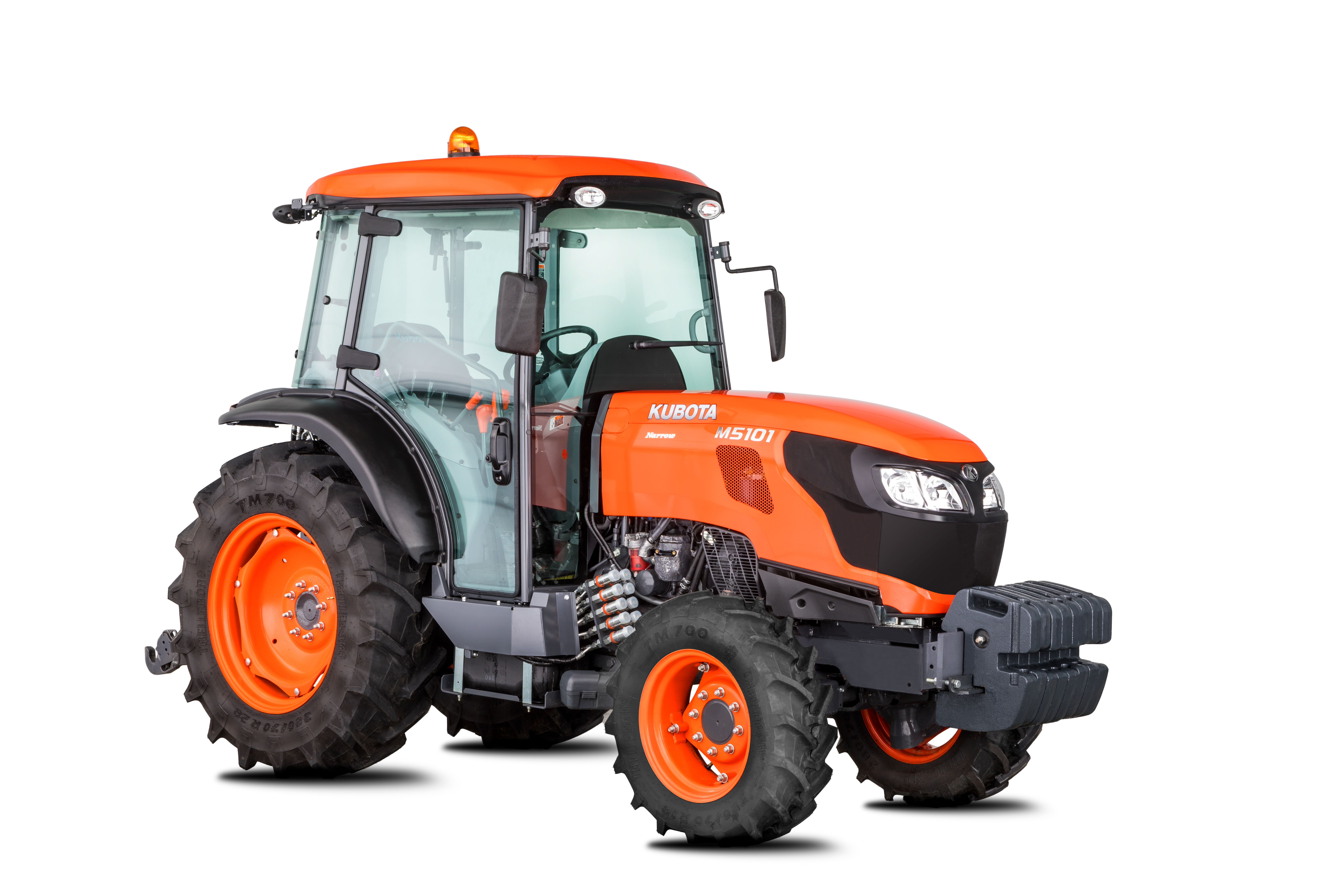 Trattori agricoli M5001 Narrow - KUBOTA