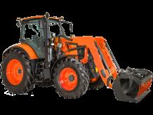 Tracteurs agricoles M6121 - KUBOTA