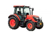 Tracteurs agricoles M4002 - KUBOTA