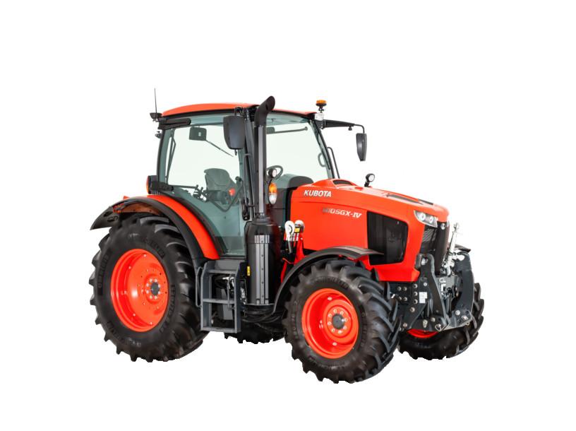 Tracteurs agricoles kubota mgx iv kubota europe sas - Tracteur ancien miniature ...