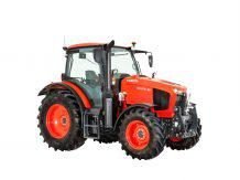 Agricultural tractors MGX-IV - KUBOTA