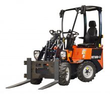 Manutention RT100-2 - KUBOTA