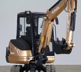 Gold excavator KX71