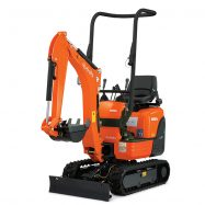 Mini-graafmachine K008-3 - KUBOTA