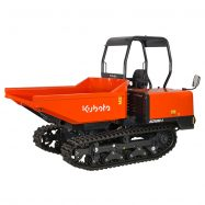 Carrier dumpers KC250HR-4 - KUBOTA