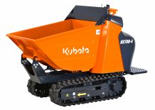 Carrier dumpers KC70H-4 / KC70H-4 P - KUBOTA