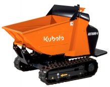 Carrier dumpers KC70HV-4 / KC70HV-4 P - KUBOTA
