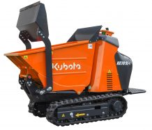 Carrier dumpers KC70SL-4 / KC70SL-4 P - KUBOTA
