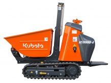Carrier dumpers KC70VHD-4 / KC70VHD-4 P - KUBOTA