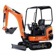 Mini-Excavators KX016-4 - KUBOTA