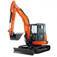 Mini-Excavators KX057-4 - KUBOTA
