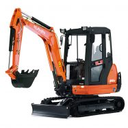 Mini-Excavators KX61-3 - KUBOTA