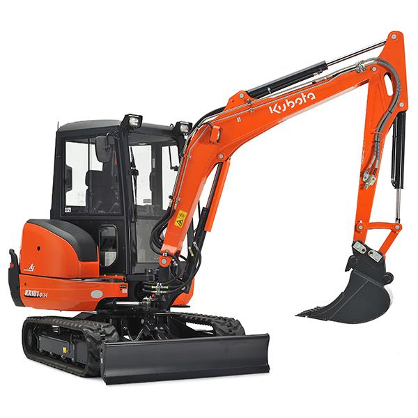 mini excavators kubota kx101 3 4 kubota europe sas rh ke kubota eu com Kx40 Kubota Kubota KX040-4