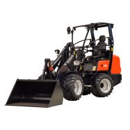 WHEEL LOADERS RT210 - KUBOTA