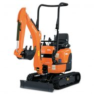Mini-Excavators U10-3 - KUBOTA