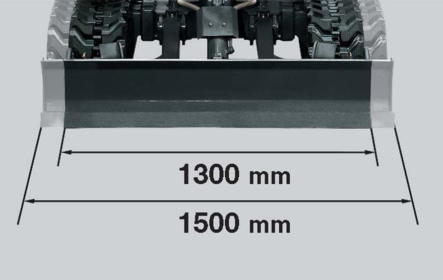 Mini-Pelles U20-3αV - KUBOTA