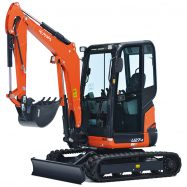Mini-Excavators U27-4 - KUBOTA