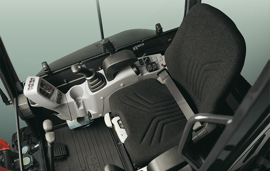 Kompaktbagger U27-4 - KUBOTA