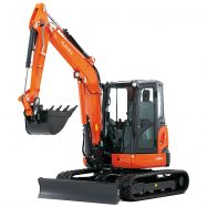 Mini-Excavators U48-4 - KUBOTA