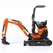 Mini-Excavators U10-3 SL - KUBOTA