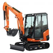 Mini-Excavators KX027-4 - KUBOTA