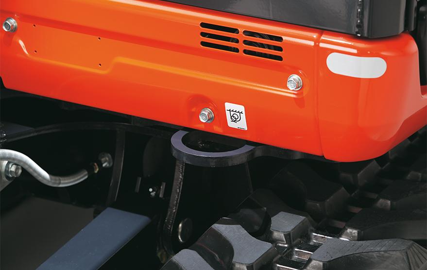 Kompaktbagger KX027-4 - KUBOTA