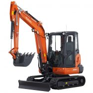 Mini-Excavators KX042-4 - KUBOTA